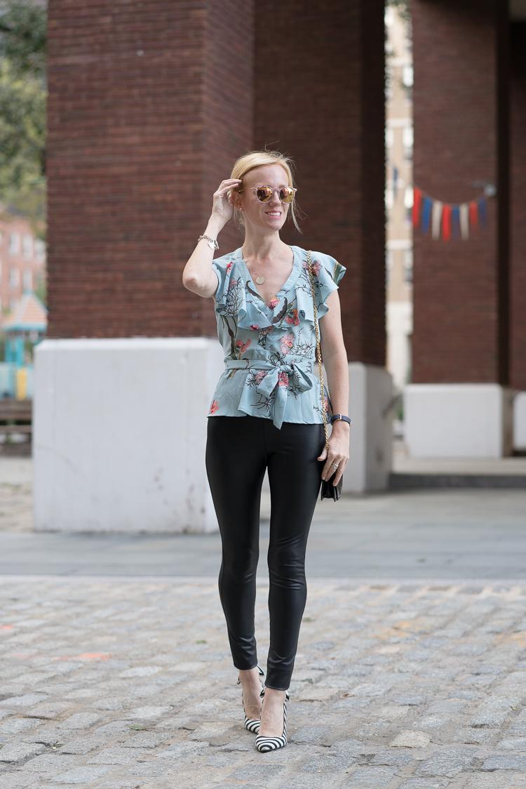 NYC Fashion look blogger Asos