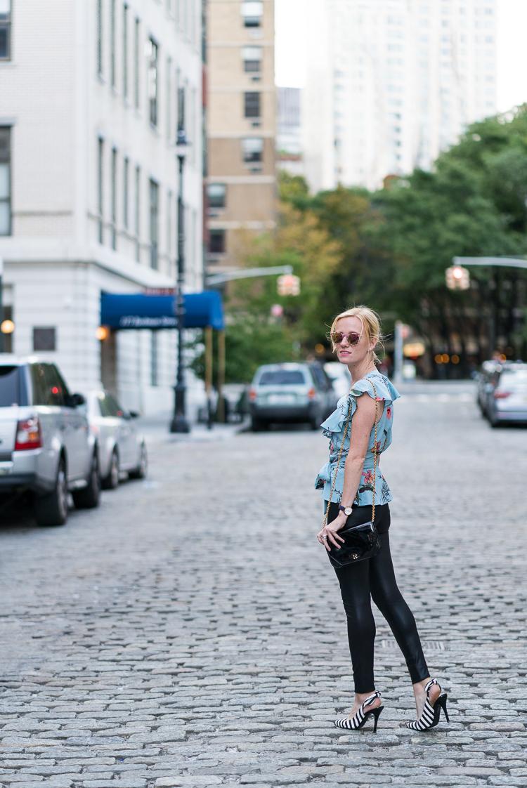 NYC Fashion blogger OOTD Asos 2017