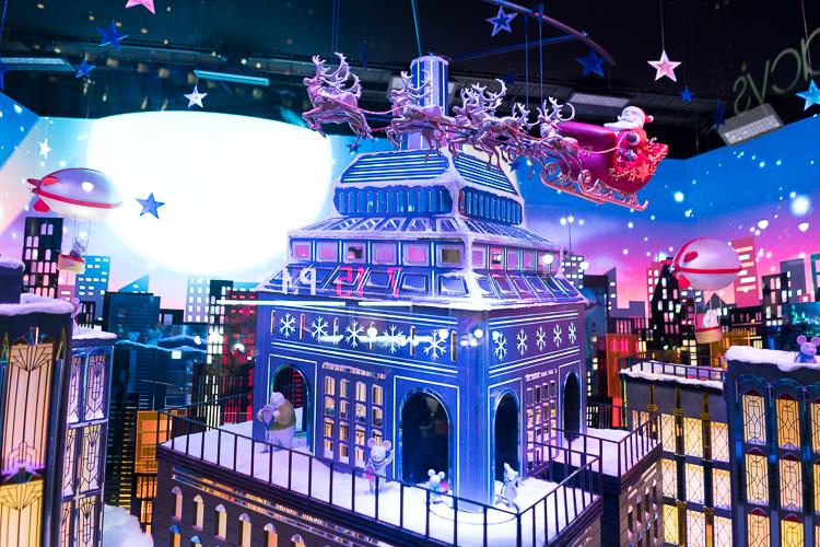 NYC Holiday Windows 2017 Macys