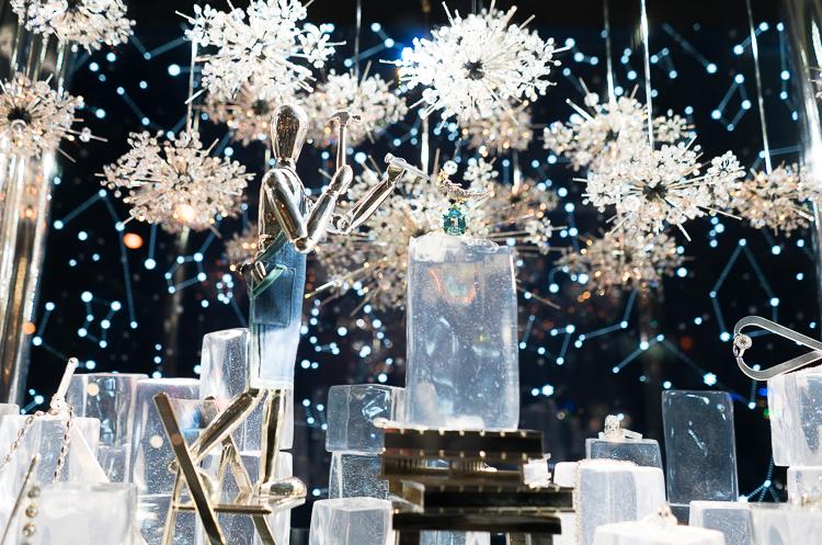 Tiffany & Co NYC Holiday windows 2017