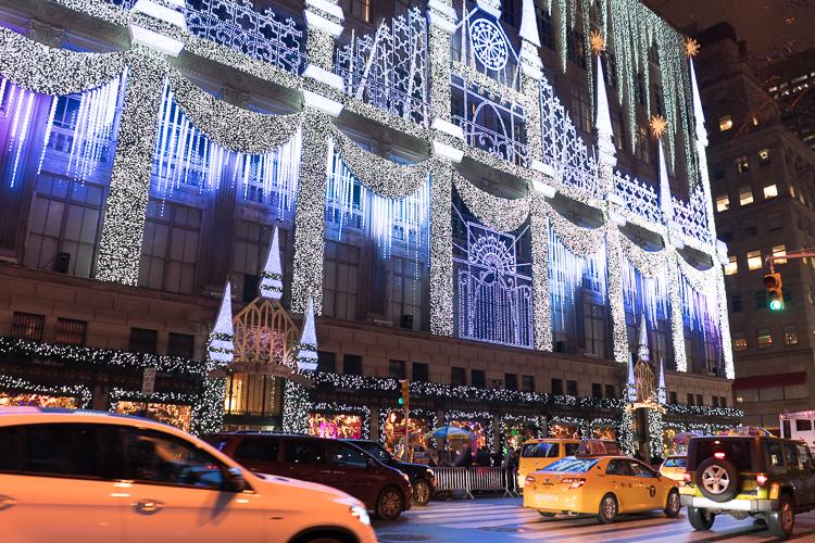 Passer Noel à New York. Blog voyage NYC