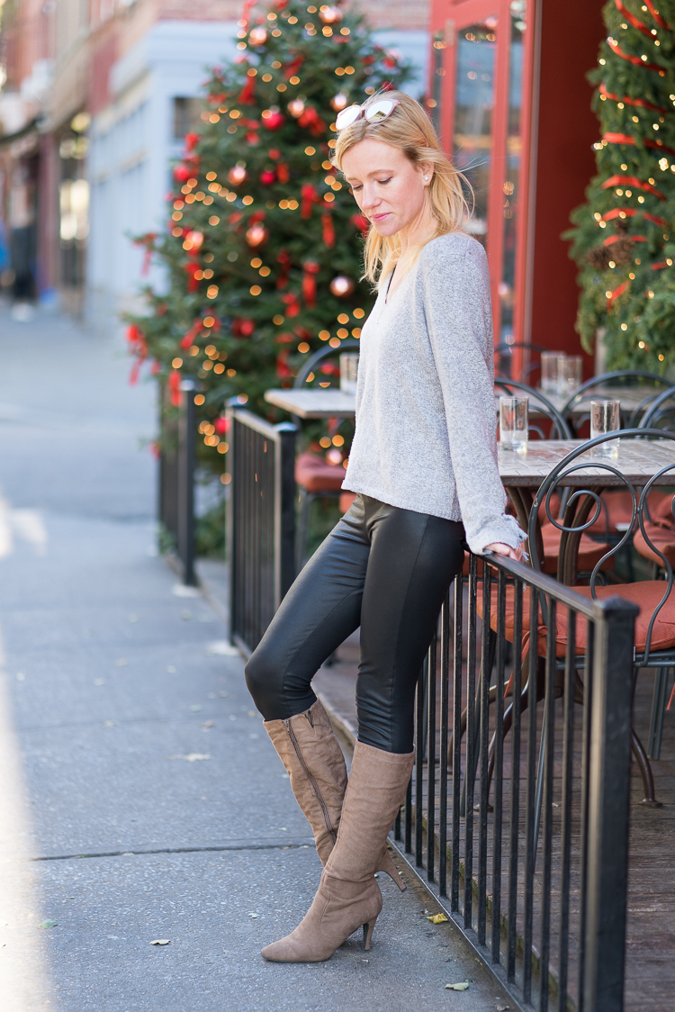 Romwe Fashion blogger look NYC