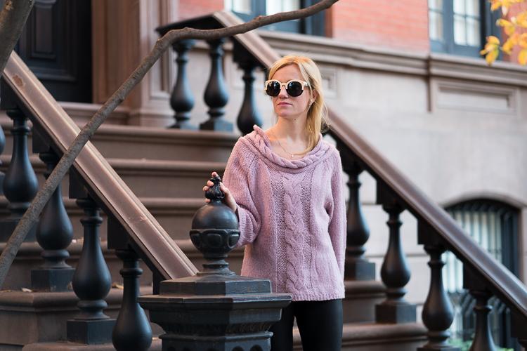 SheIn Fashion Blogger Collab NYC look
