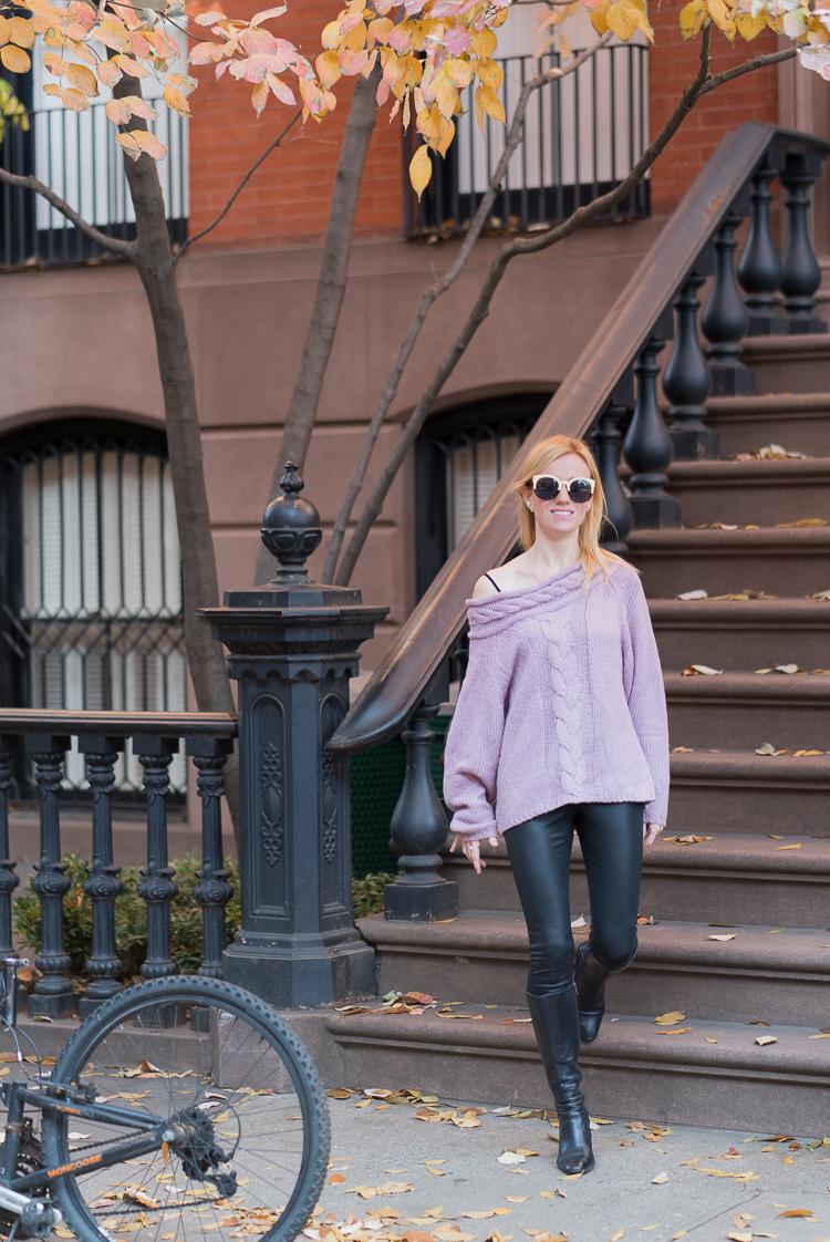 NYC Fashion Lifestyle blogger Winter 2017