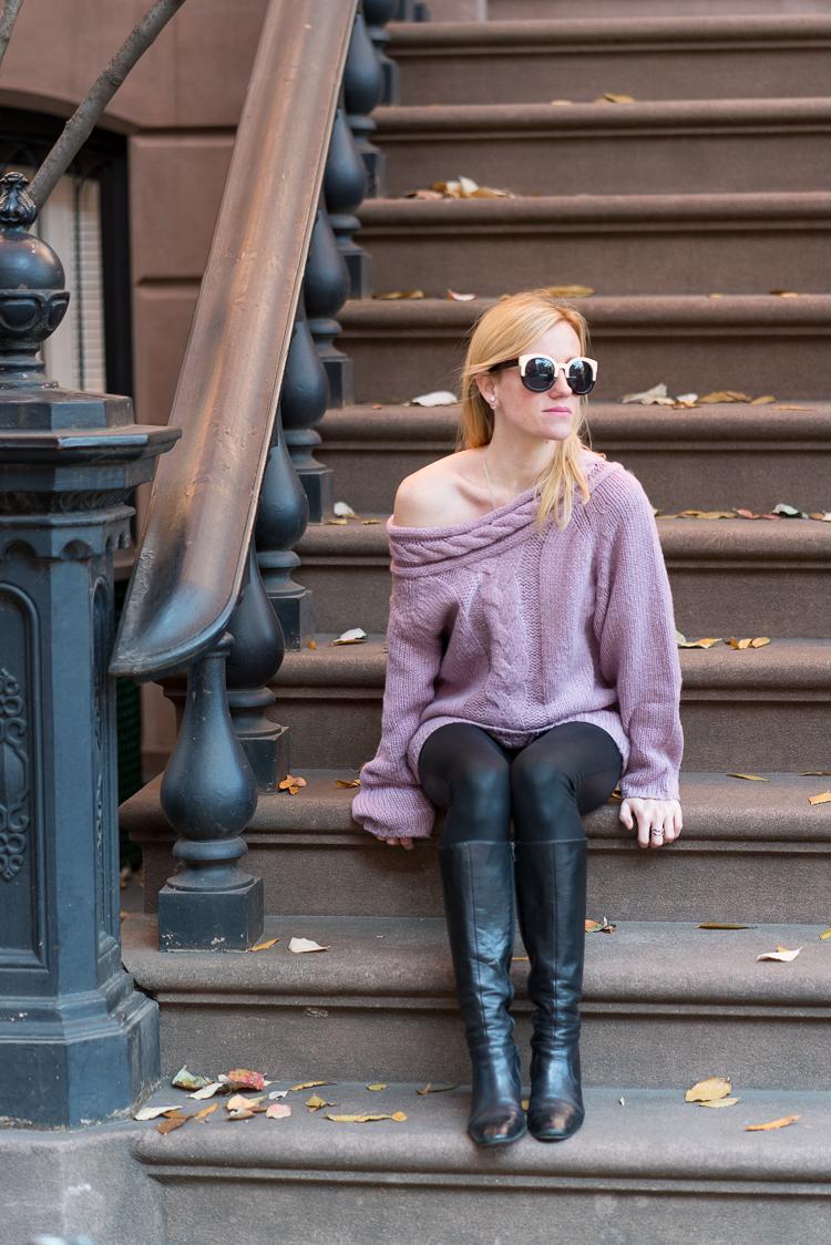 Blogueuse mode New York 2017 look