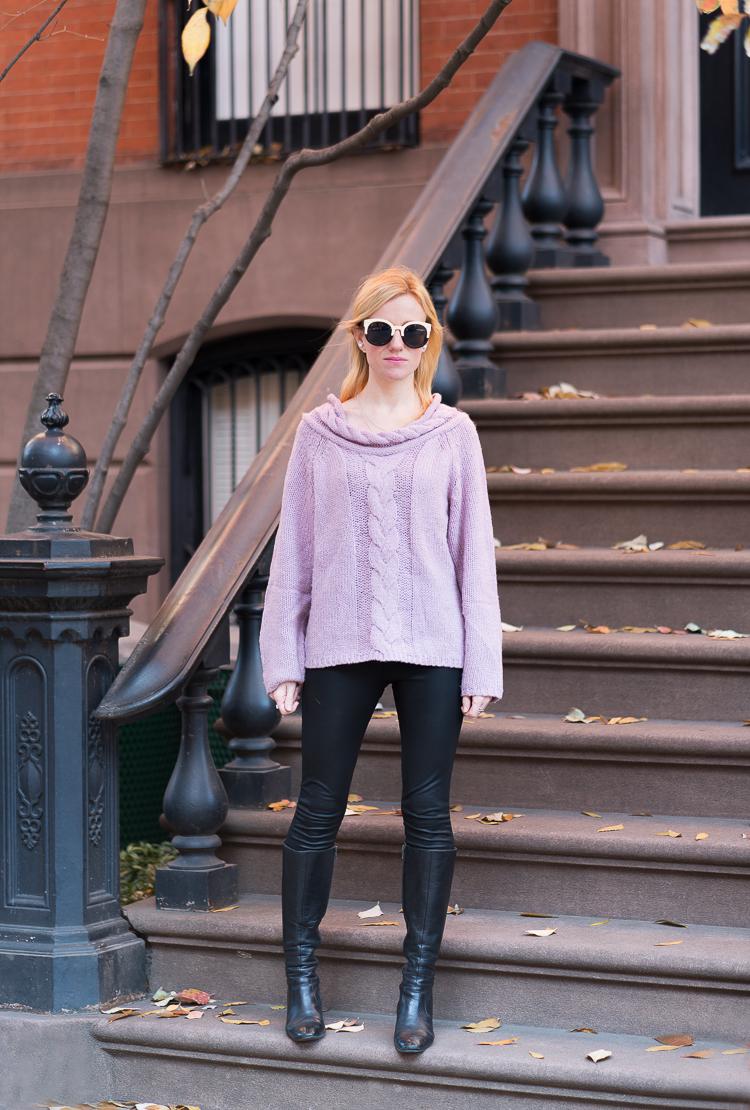 SheIn December 2017 Fashion Blogger look