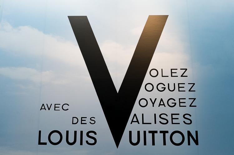 Volez, voguez, voyagez Louis Vuitton 2018