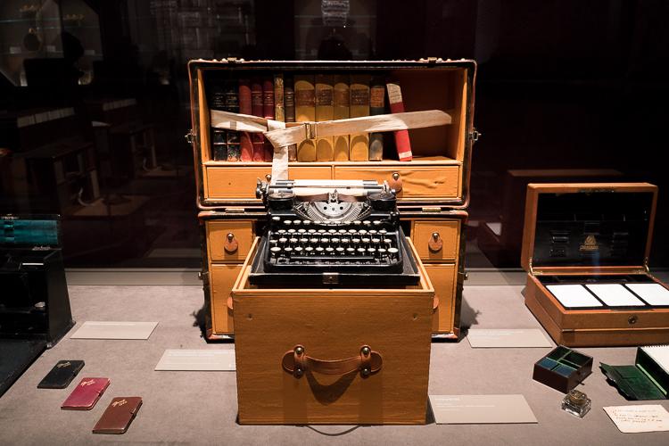 Louis Vuitton exhibition New York 2018