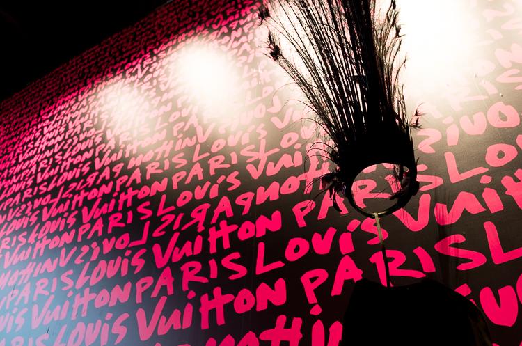 Louis Vuitton Paris exhibition NYC 2017 2018