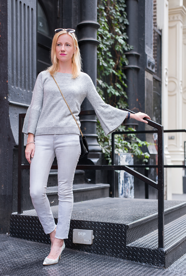 Banana Republic OOTD NYC Fashion blogger 2018