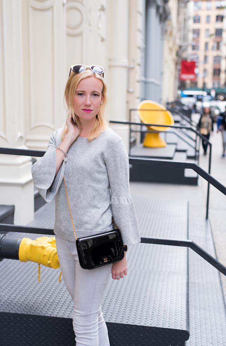 Blogueuse mode lifestyle à New York