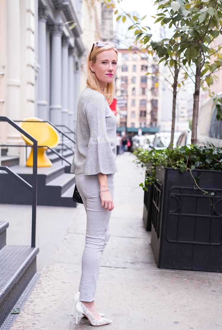 French Fashion blogger in New York City MyBigAppleCity