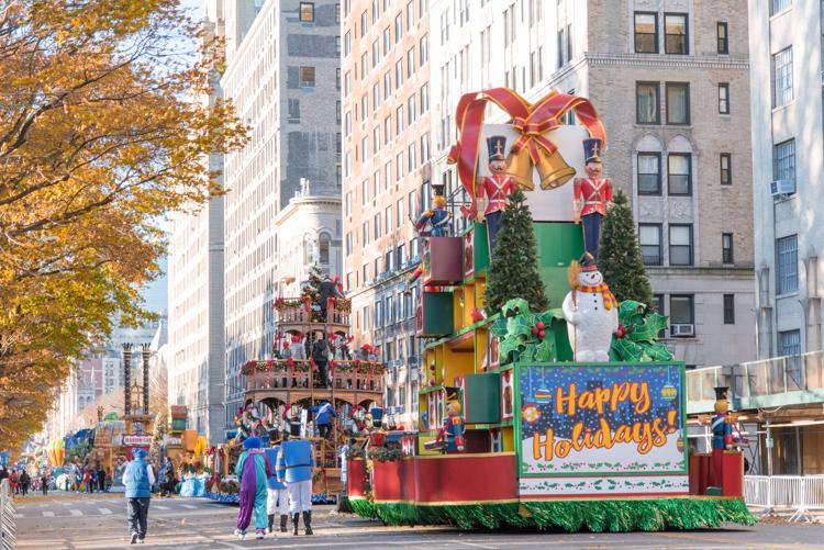 Happy Thanksgiving 2018 New York City