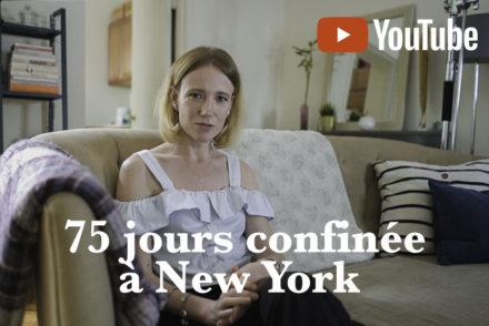 75 jours-confinement pendant COVID19 à New-York