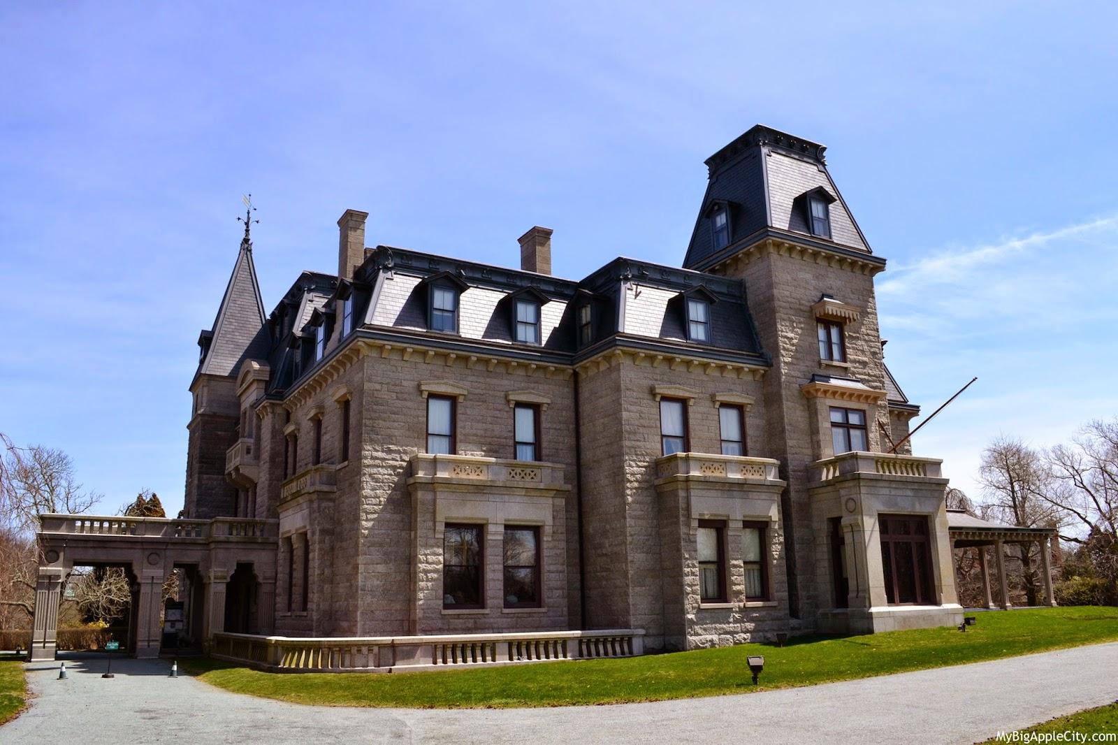 castle-newport-visit-weekend