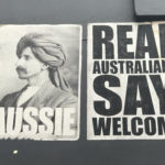 Real Australians Say Welcome Sign