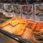 Savory Flatbreads from the Brisbane City Market