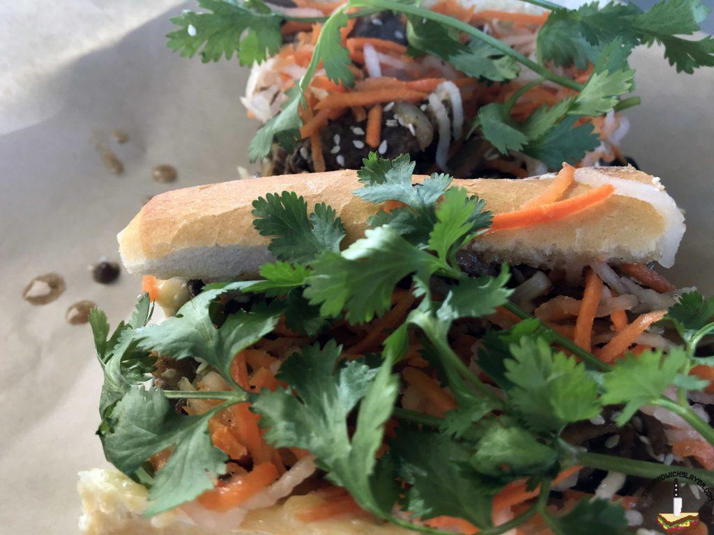 Nguyen's Kitchen Bulgogi Sandwich