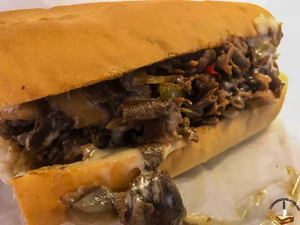Jersey Mike's Big Kahuna Cheesesteak