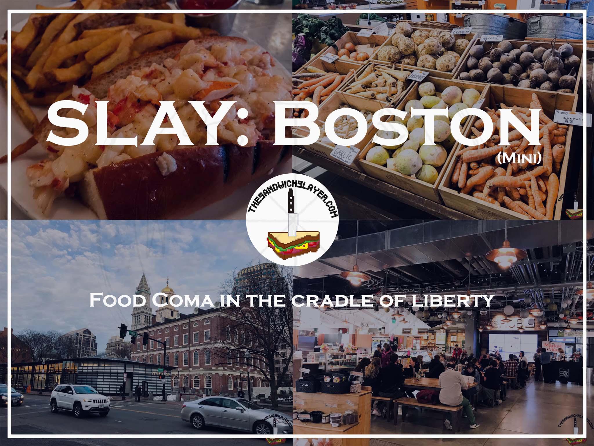 Slay: Boston