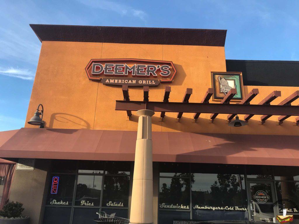 Deemer's store front