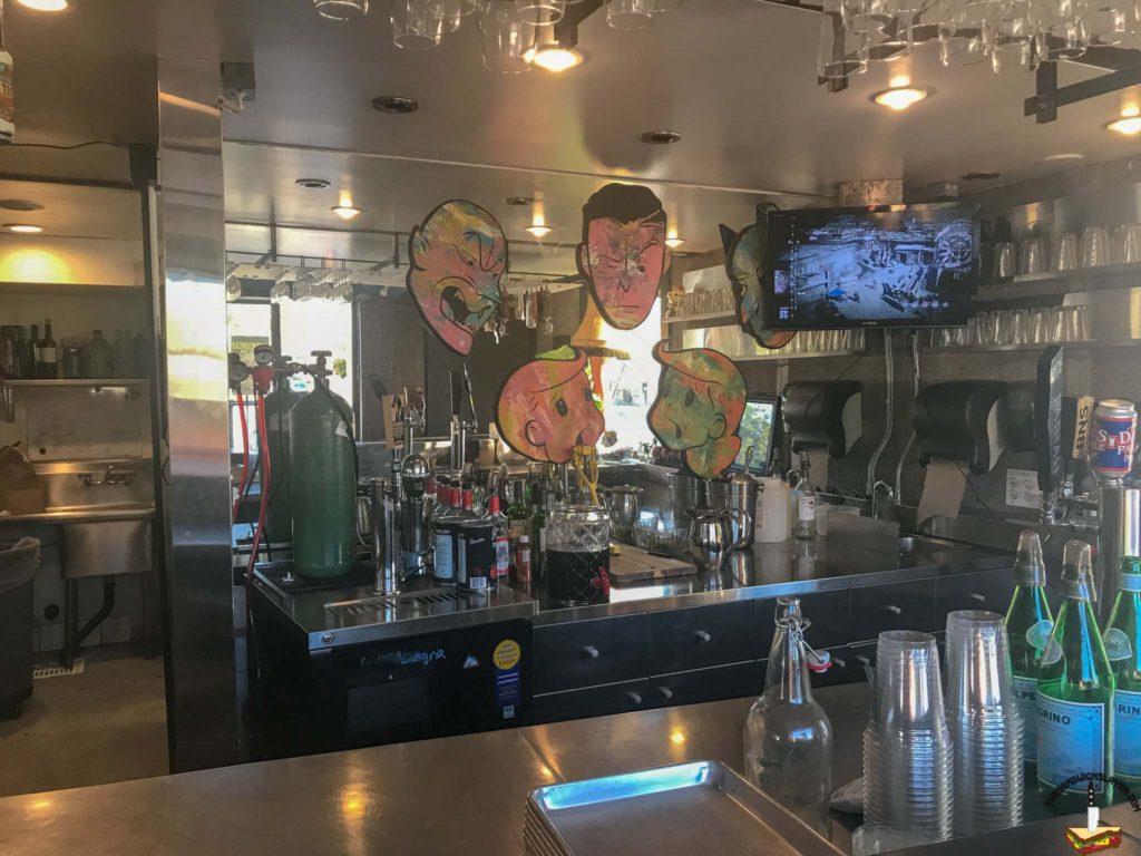 The bar at MishMash