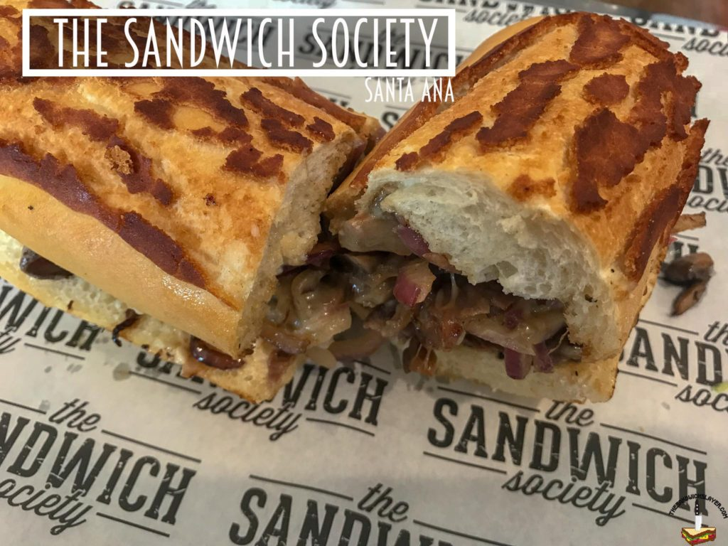 The Sandwich Society Dutch Crunch Bread