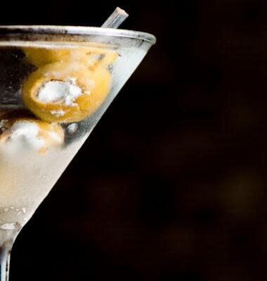 White Crook Martini