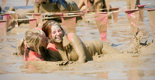 kiss me dirty obstacle race