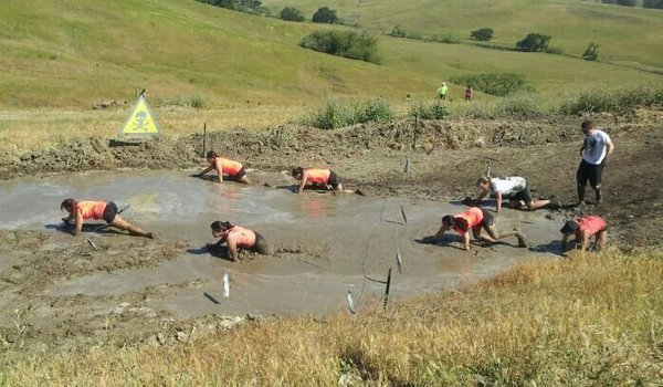 mud factor obstacle race
