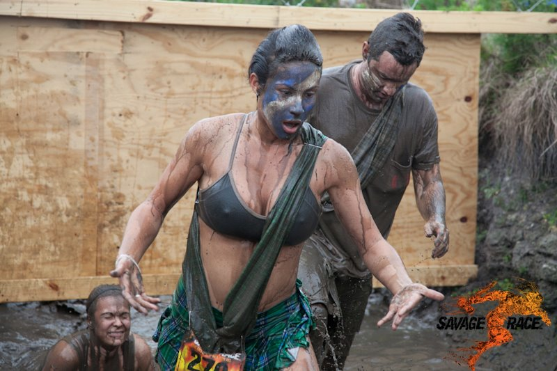 savage race obstacle race