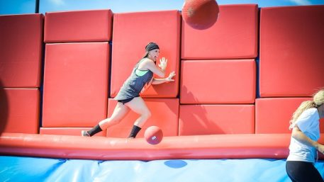the hit and run 5k obstacle race
