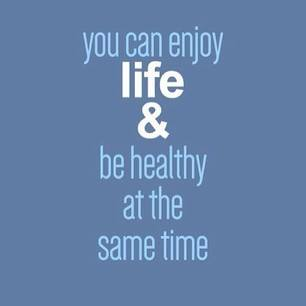 Fitness Motivational Quotes You Can Enjoy Life And Be Healthy At The Same Time