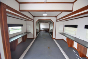 emergency response trailers interior room