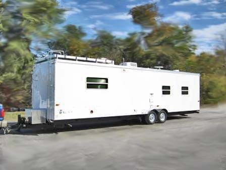 MOBILE COMMAND TRAILERS EXTERIOR