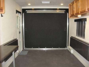 MOBILE COMMAND TRAILERS REAR RAMP DOOR
