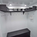 semi shower trailers cubbies