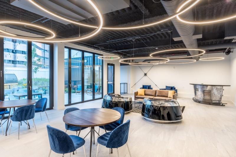 Denver - 17t h &  Welton - Novel Co-working space
