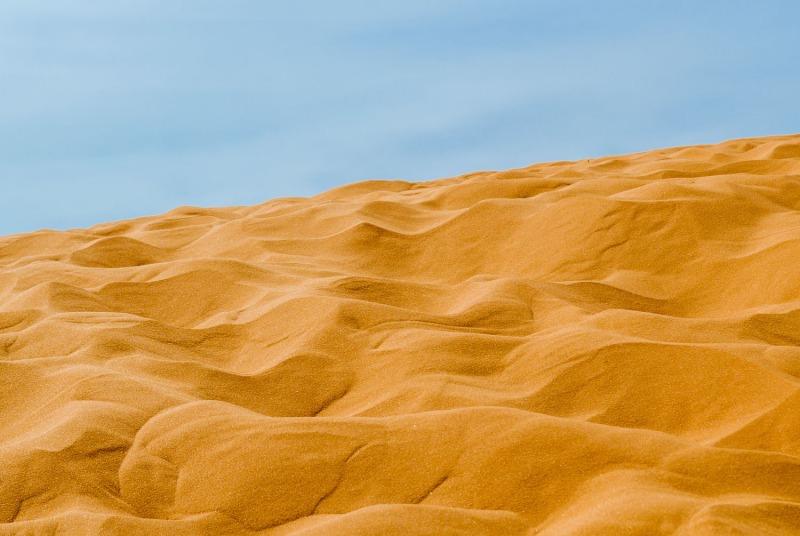 Utah - Coral Pink Sand Dunes