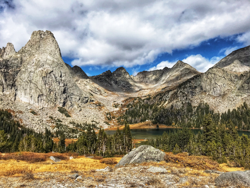 Wyoming - Cirque of the Towers
