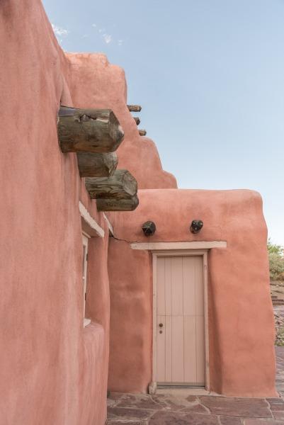 Arizona - Adobe house