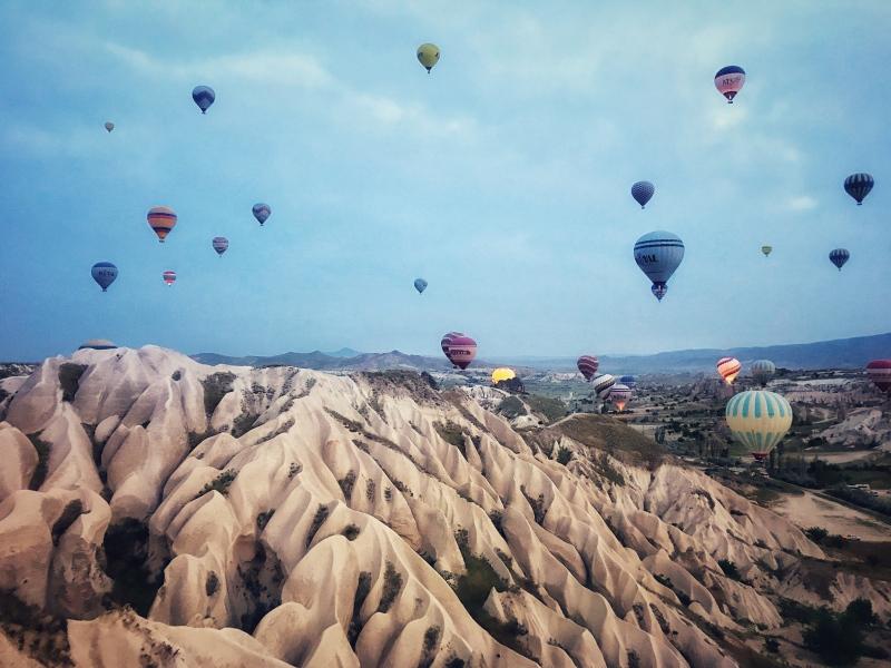 Turkey - Cappadocia