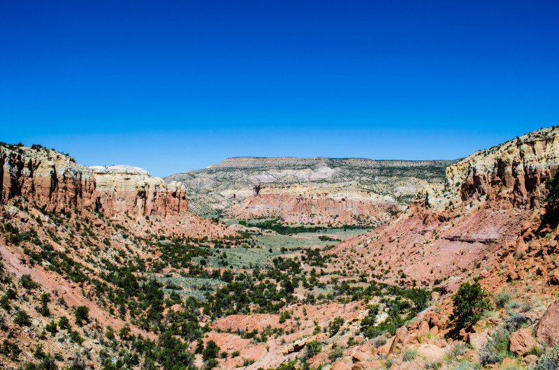 New Mexico - Ghost Ranch