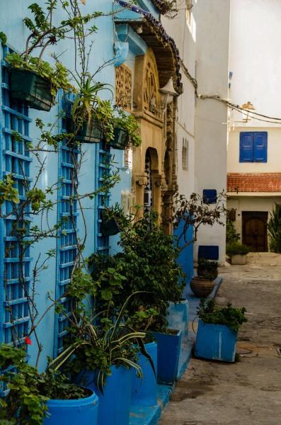 Morocco - Kasbah des Oudaias