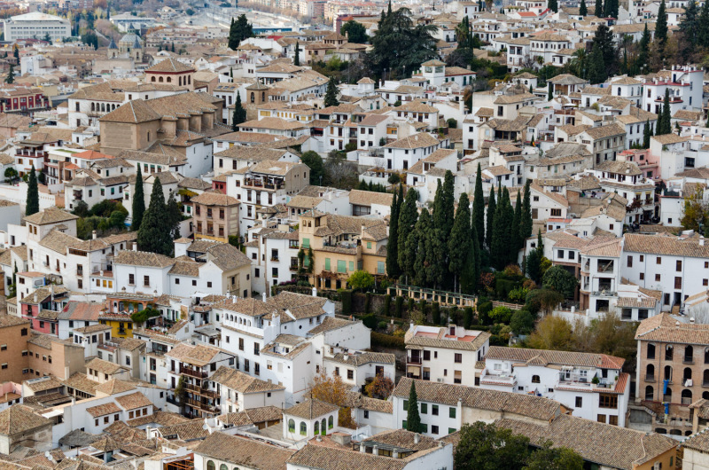 Spain - Granada