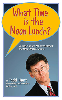 What Time is the Noon Lunch?