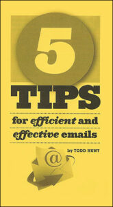 Email tips guide