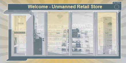 unmanned store
