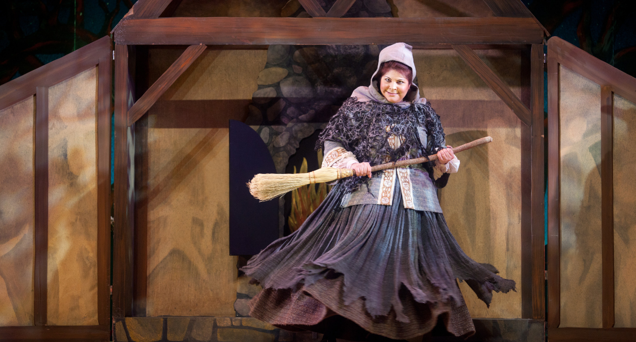 Michelle Trainor as The Witch
