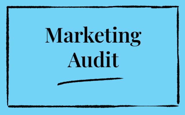 Marketing Audit